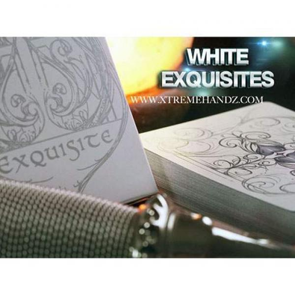Exquisite Playing Cards (White) by Expert Playing ...