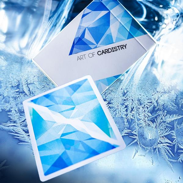 Art of Cardistry Playing Cards - Frozen