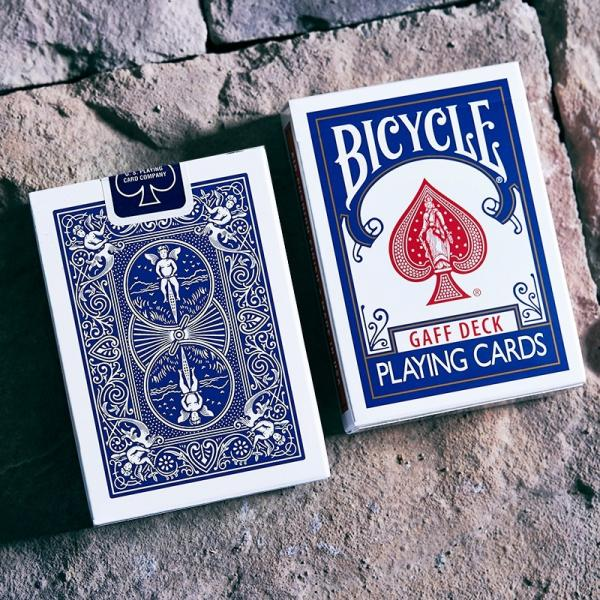 Bicycle Glory Gaff Deck - Blue