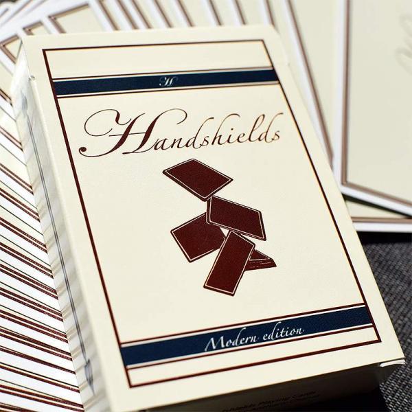 Mazzo di Carte Handshields Playing Cards Modern Ed...