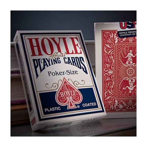 Hoyle Playing Cards - Plastic Coated blue