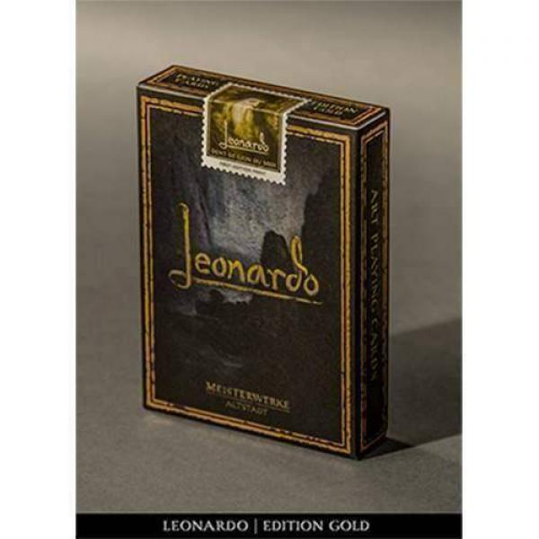 Leonardo Gold Edition by Art of Playing Cards Comp...