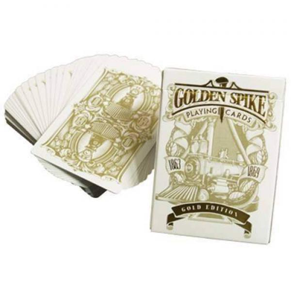 Limited (Gold Edition) 1st Run Golden Spike Deck b...