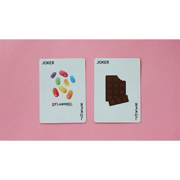LOLLIPOP Playing Cards by FLAMINKO Playing Cards