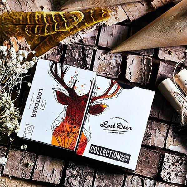 Lost Deer Jungle Playing Cards - Limited Edition