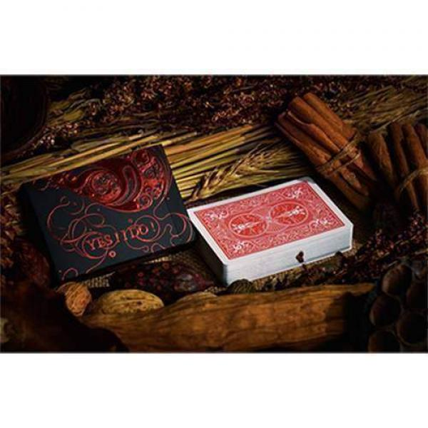 Love Promise of Vow Red Deck by BOCOPO Company