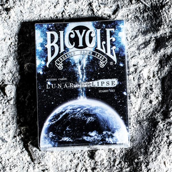 Bicycle - Lunar Eclipse Playing Cards (numbered se...