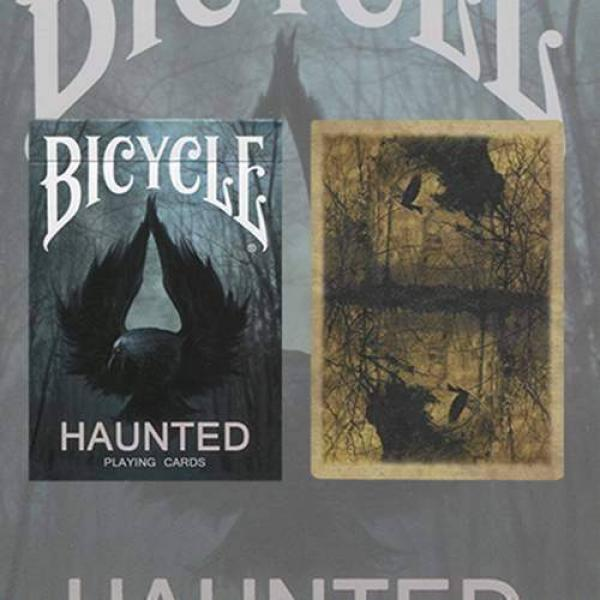 Bicycle 1st Run Haunted Deck by US Playing Card