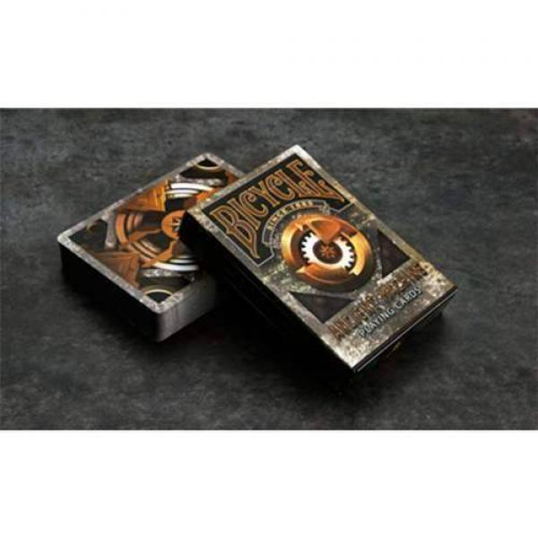 Bicycle Ancient Machine Playing Cards (Limited edi...