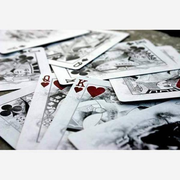 Mazzo di carte Bicycle Arcane White - Ellusionist