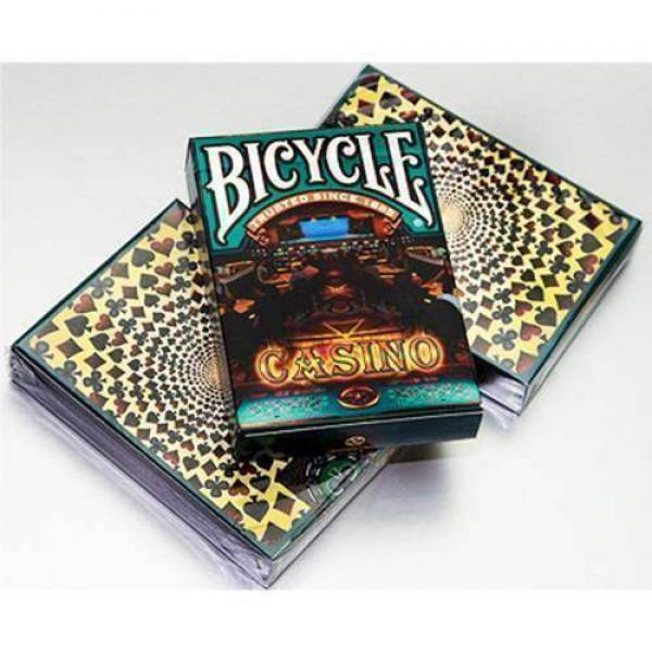 Mazzo di carte Bicycle Casinò Playing Cards by Co...
