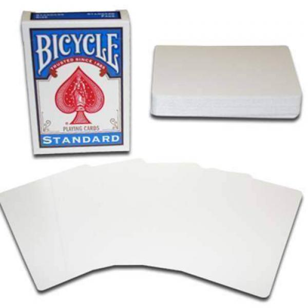 Bicycle Gaff Cards - Double Blank Face