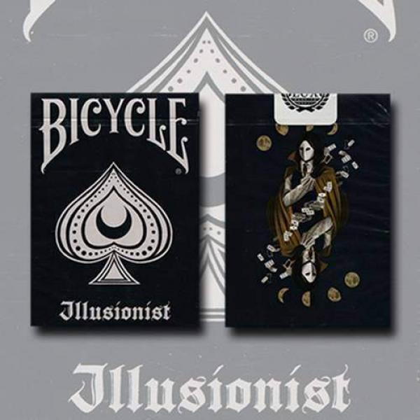 Bicycle Illusionist Deck Limited Edition (Dark) by...