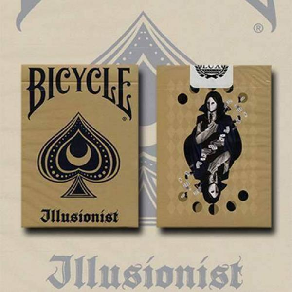 Bicycle Illusionist Deck Limited Edition (Light) b...