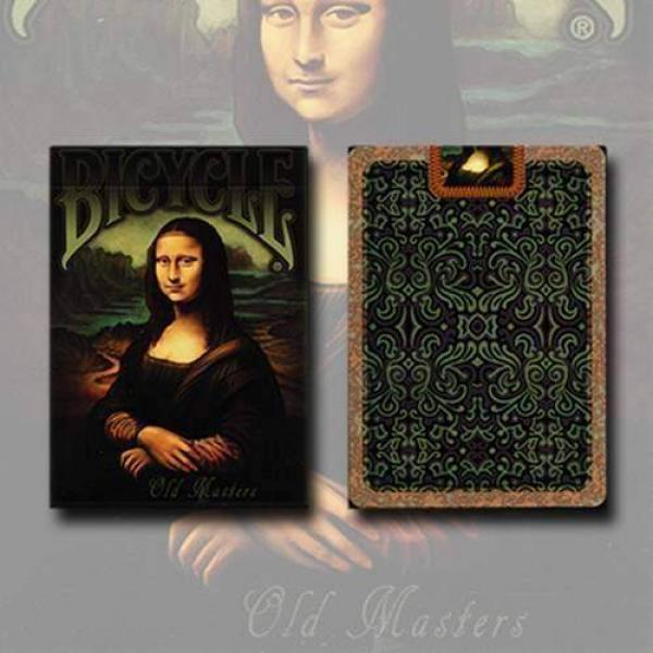 Mazzo di carte  Bicycle Old Masters Playing Cards ...