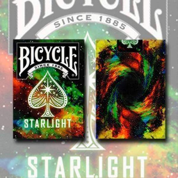 Bicycle Starlight Playing Cards by Collectable Pla...