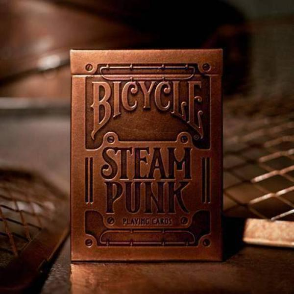 Bicycle - SteamPunk by Theory 11