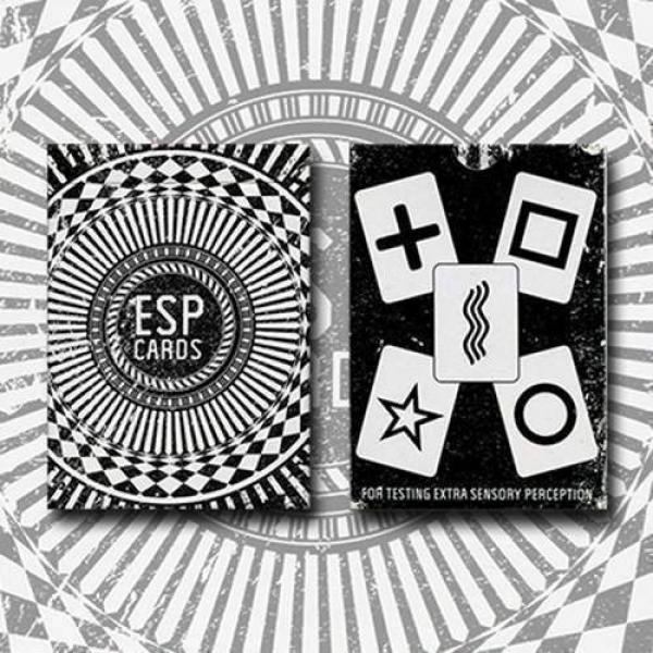 ESP Origins Deck Only (Black) by Marchand de Trucs