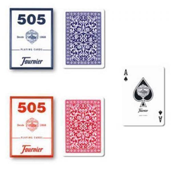 Fournier 505 - Blue