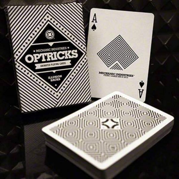 Mechanic Optricks deck by Mechanic Industries