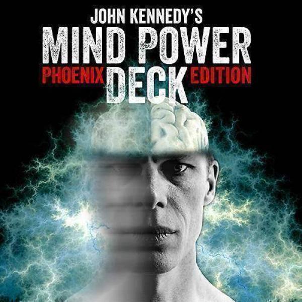 Mind Power Deck by John Kennedy - Phoenix backs