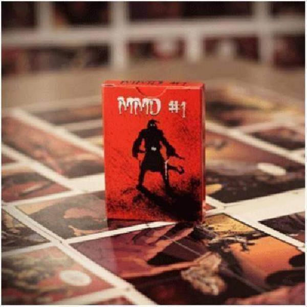 MMD#1 Comic Deck by Handlordz, LLC