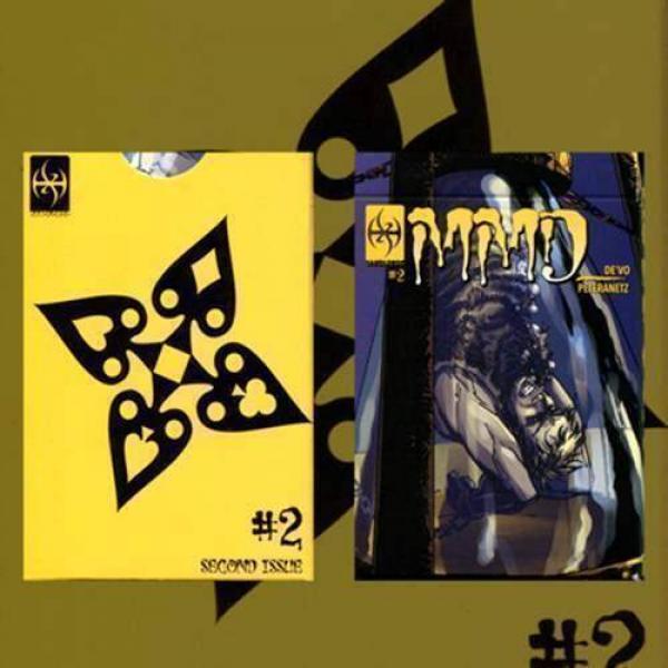 MMD#2 Comic Deck #2 by Handlordz, LLC