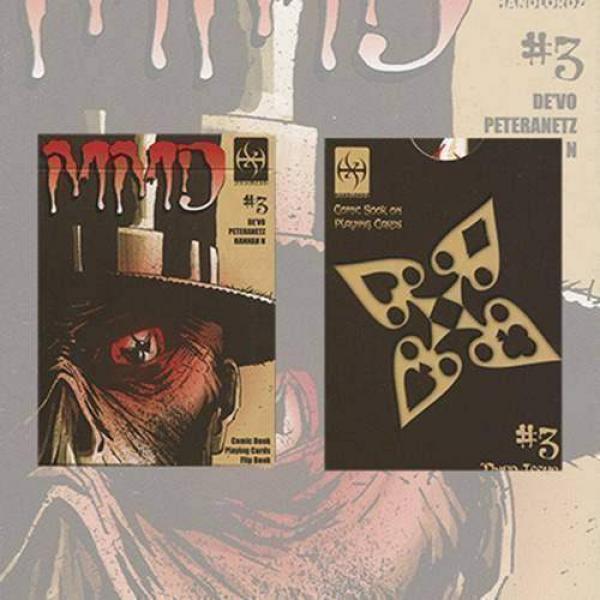 MMD#3 Comic Deck by De'Vo and Handlordz, LLC