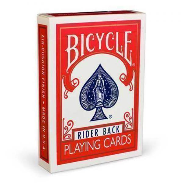 Bicycle Playing Cards Deck - Poker - old case - re...