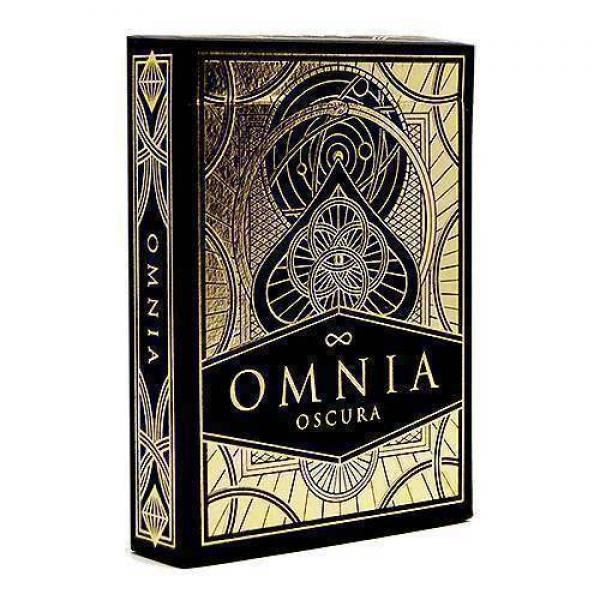 Omnia Oscura Playing Cards by Giovanni Meroni