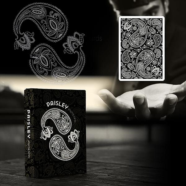 Paisley Playing Cards - Marked