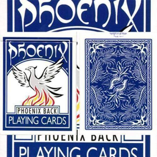 Phoenix Double Decker (blue and red backs) - parlo...