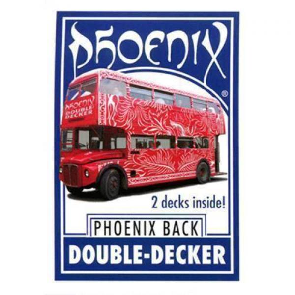 Large Index Phoenix Double Decker (blue deck and a...