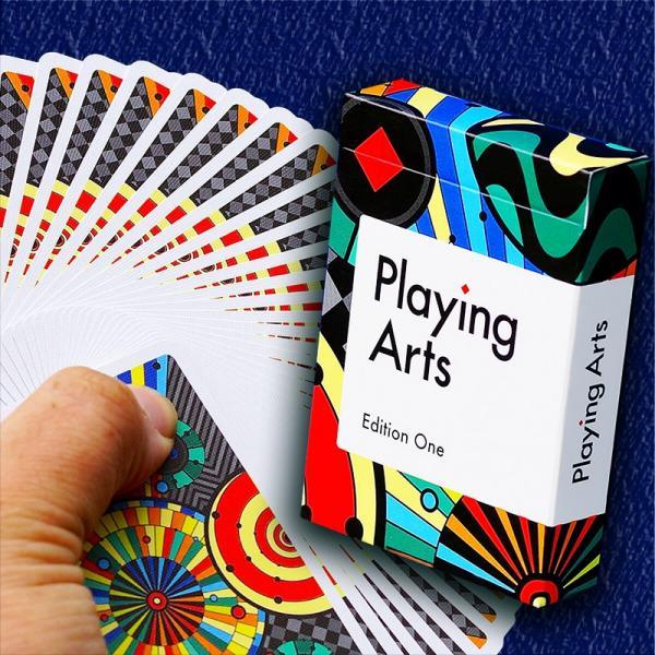 Mazzo di carte Playing Arts Edition One