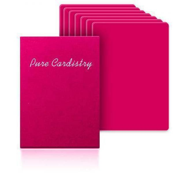 Pure Cardistry - Fuchsia