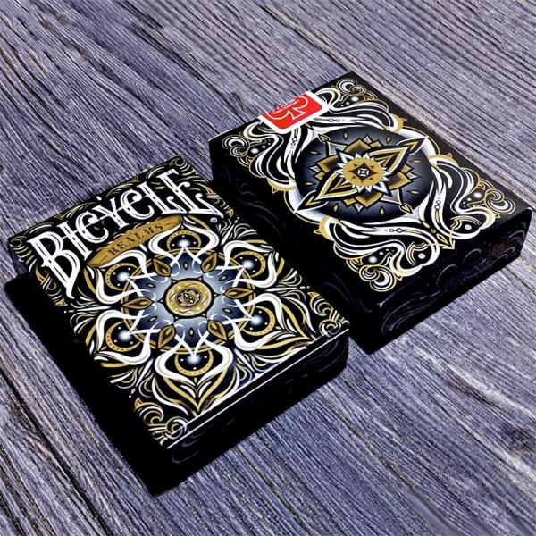Bicycle - Realms Black deck