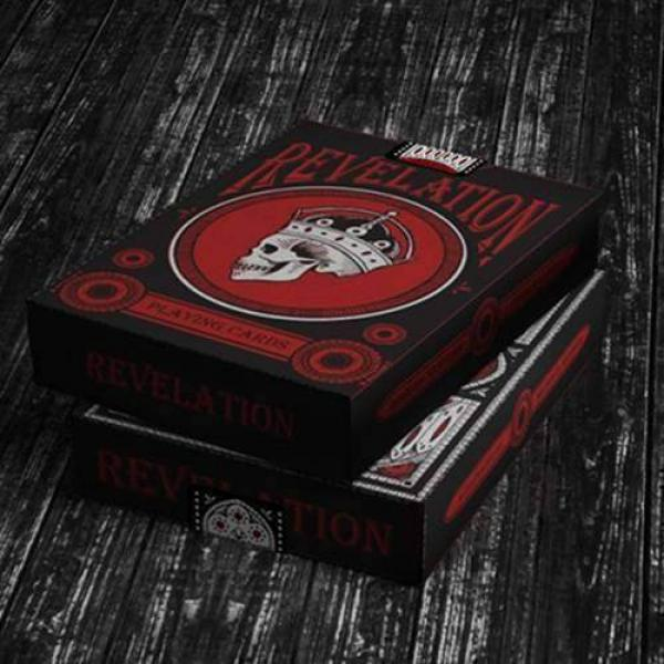 Mazzo di carte Revelation Playing Cards by Dan and...