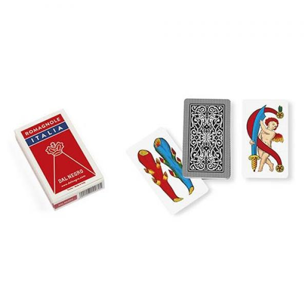 Romagnole Italia Playing Cards