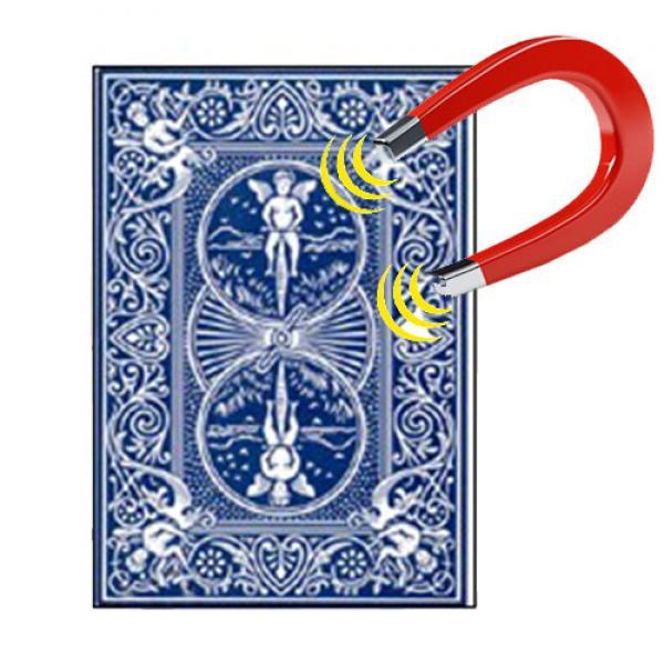 Shim Card - Bicycle Blue Back