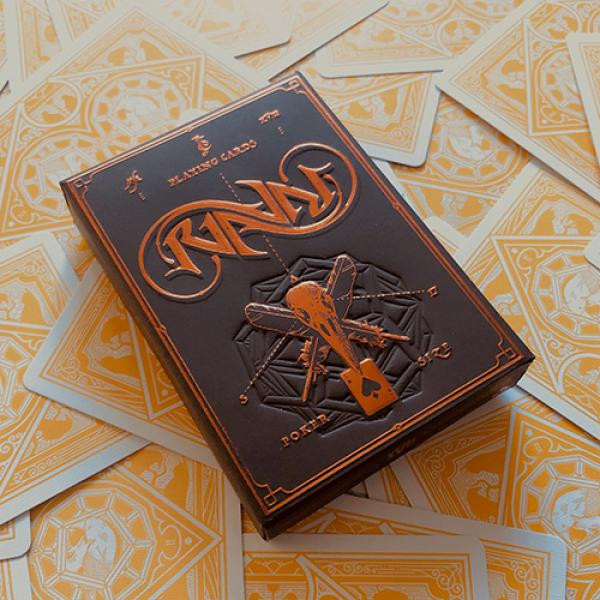 Ravn Sol Playing Cards Designed by Stockholm17