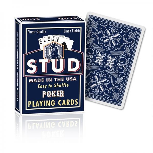 Stud standard index - blue back