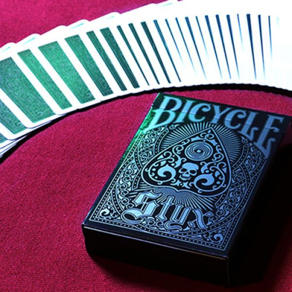 Bicycle Styx Playing Cards (Brown and Bronze) by U...