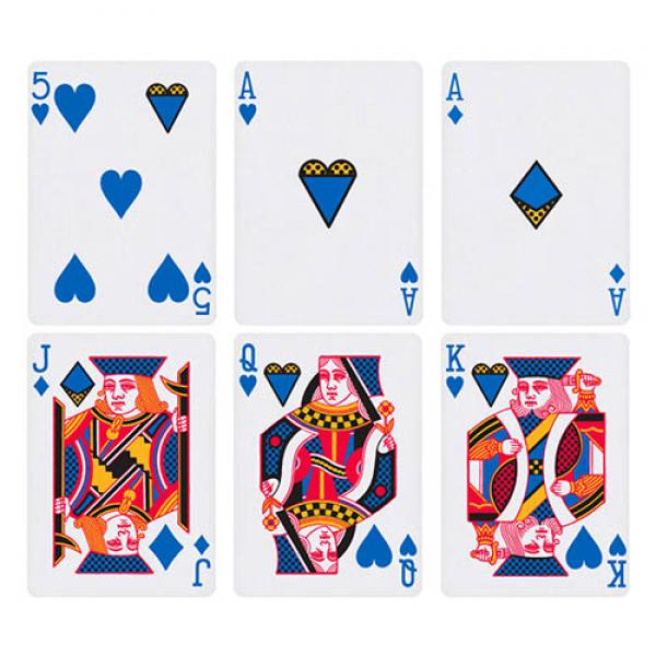 Tempo Playing Cards by Gemini - with SOLOMAGIA Card Bag