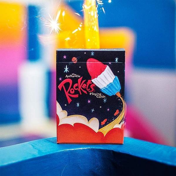 Mazzo di Carte The Rockets Deck by Ellusionist
