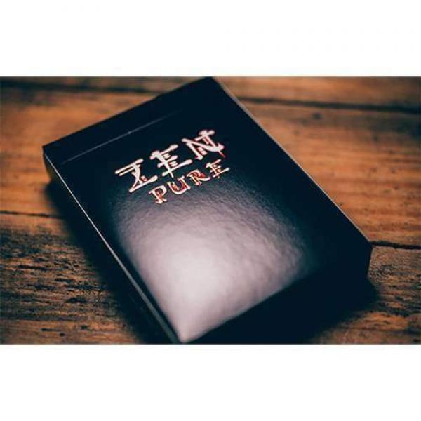 Mazzo di carte Zen Pure Playing Cards by Expert Pl...
