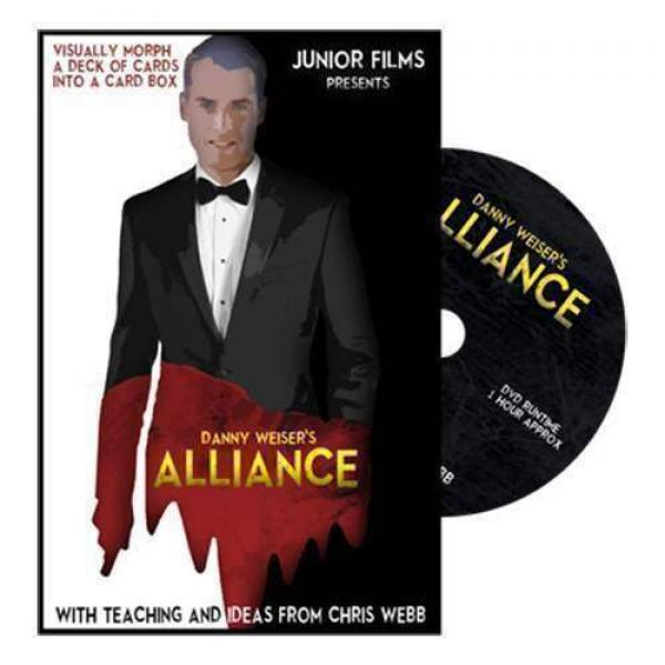 Alliance (DVD & Gimmicks) by Danny Weiser &...