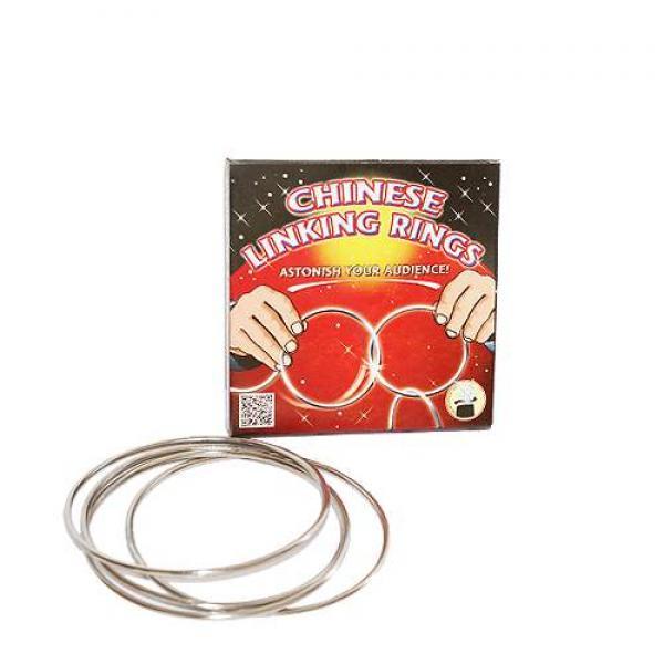 Professional Linking Rings - Metal - Diameter 12 c...