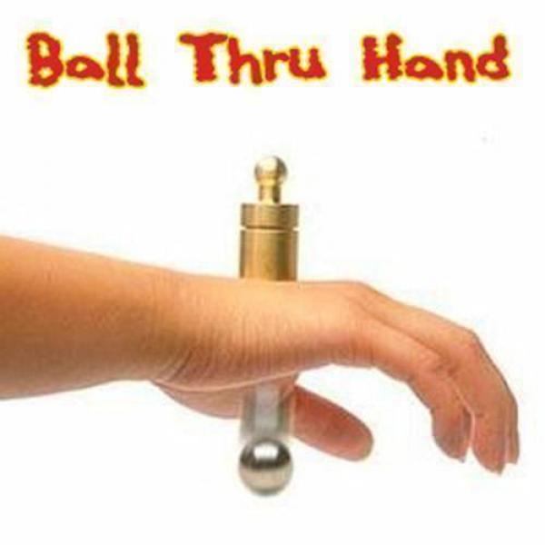 Ball Thru Hand - Palla attraverso la mano