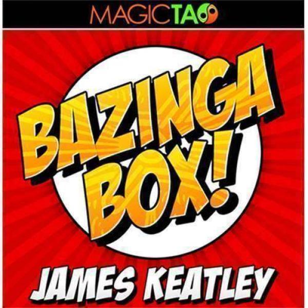 Bazinga Box by James Keatley