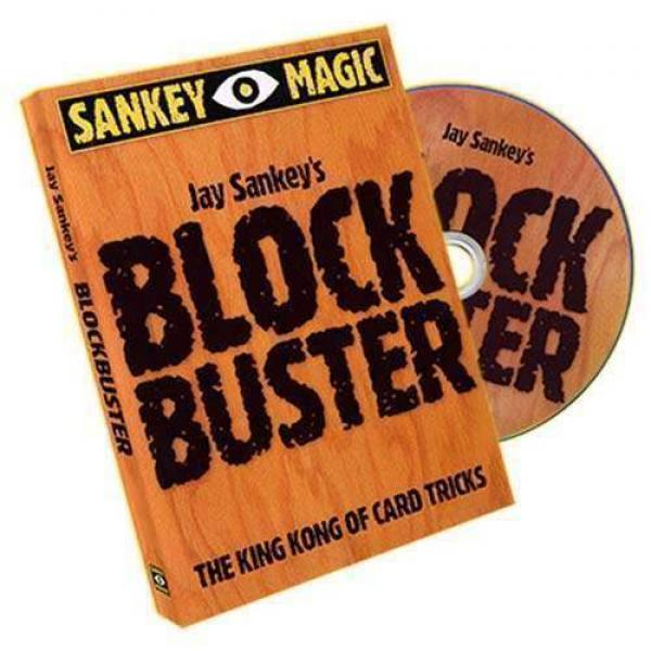 Blockbuster by Jay Sankey (DVD & Gimmick)